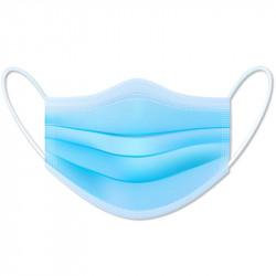 Egyszerhasználatos szájmaszk