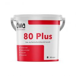 DWA 80 plus kéz és felületfertőtlenítő törlőkendő 300 lapos vödrös kiszerelésben
