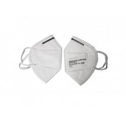 FFP2 NR D szelep nélküli egyszerhasználatos maszk