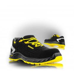 VM Chicago S1P ESD fekete munkavédelmi cipő 40