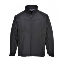 2 rétegű Softshell dzseki Fekete M