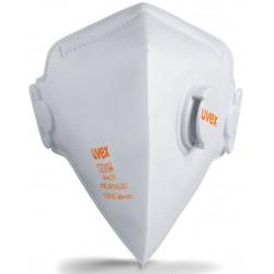 UVEX 3210 SILV-AIR C FFP2NR PANELES SZELEPES PORMASZK