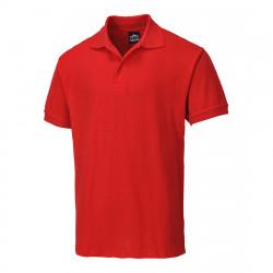 Nápoly teniszpóló Piros XL