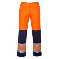 Seville Hi-Vis nadrág Narancs/Kék S