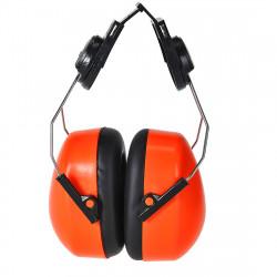 Endurance HV sisakra szerelhető fültok Narancs