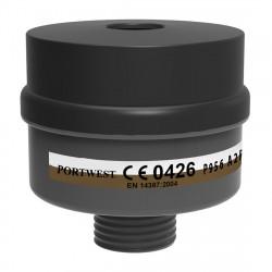 A2P3 kombinált szűrő - univerzális csatlakozás