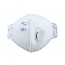 FFP3 NR D szelepes légzésvédő maszk