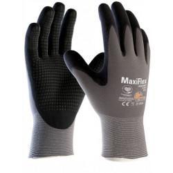 ATG MAXIFLEX ENDURANCE 34-844 tenyérmártott kesztyű habgombokkal 9