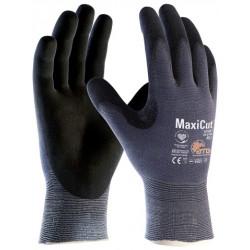 ATG MaxiCut Ultra 44-3745: tenyérmártott vágásbiztos kesztyű 30 cm 8