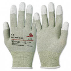 KCL - 624 Camapur Comfort® Antistatik mártott védőkesztyű 5