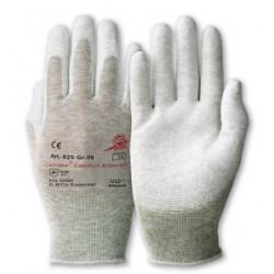 KCL - 625 Camapur Comfort® Antistatik mártott védőkesztyű 6